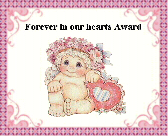 Forever in Our Hearts Award