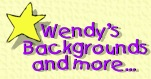 Wendy's Backgrounds