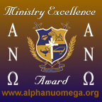 Ministry Excellence Award