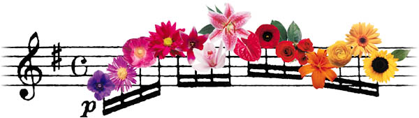 Musical Flower Bar
