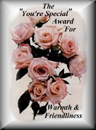 You Are Special Award